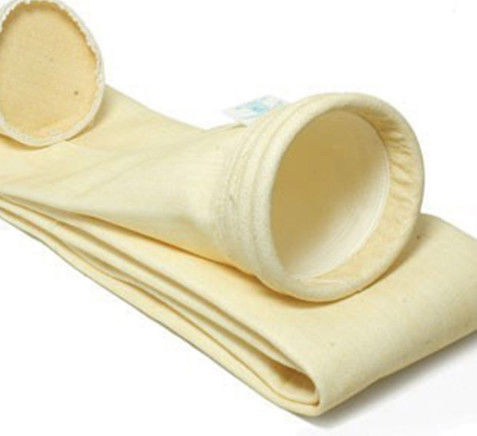 Needle Industrial Filter Cloth Nomex / M - Aramid Non Woven Thickness 1.8-2.0mm