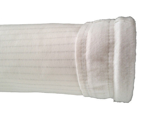 Polyester Filament Dust Filter Bag 500g Waterproof Anti - Static Ce Approval