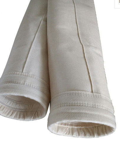 Longlife Pps Dust Filter Bag , Thermal Power Plant 50 Micron Filter Bag