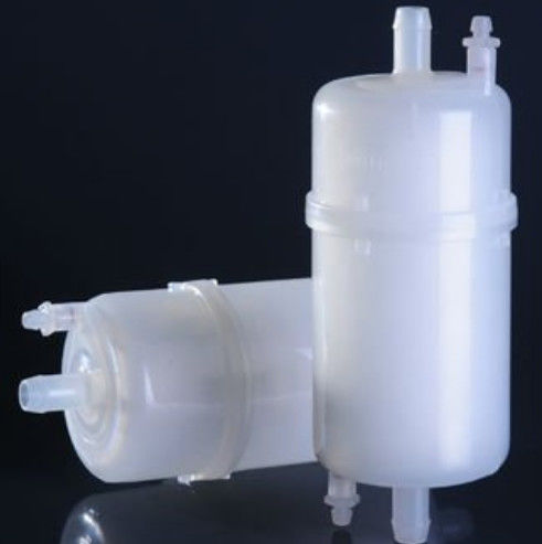 0.45 Um Single Use Design Inkjet Capsule Filter For Samples Filtrasrion