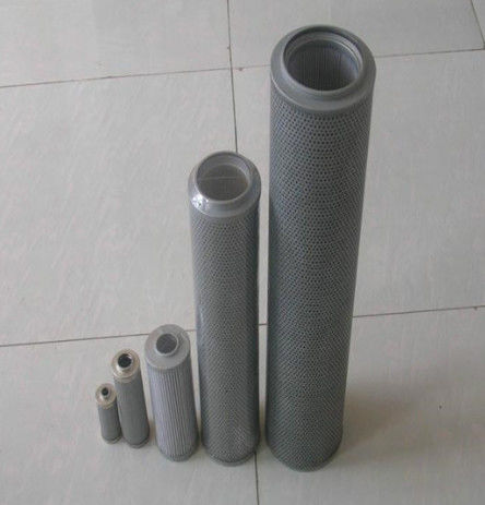 Chemical Fiber Paper Cartridge Filter Elements 50 Micron Liquid Filtration