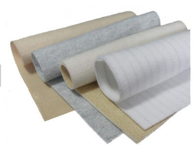 High Temperature Acrylic Needle Felt Filter Cloth Hydrolysis Resistance